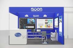 Разработка и производство выставочных стендов и торгового оборудования для выставок и конференций