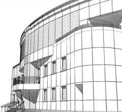 Designing of facades