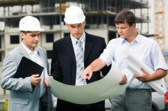 Организация работ строительных