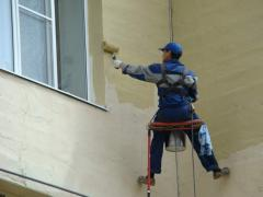 Repair of facades