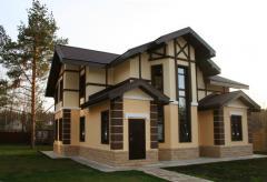Design of entrances and facades