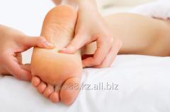 Оздоровительный массаж ног