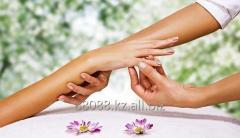 Оздоровительный массаж рук
