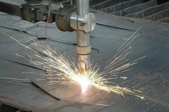 Cut of a beam 22-45