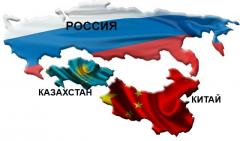 Container transportations from China to Russia