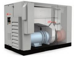 Commissioning works for cogeneration systems