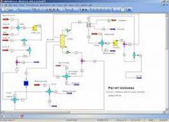 Проектирование технологической схемы
