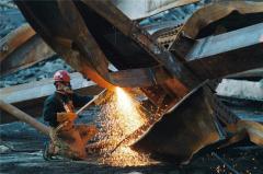 Демонтаж металлоконструкции