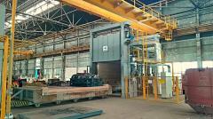 建设金属结构安装服务