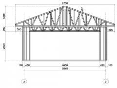 Design of garages