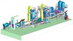 Design of production lines