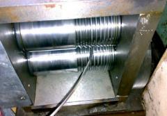 Многониточное волочение металла