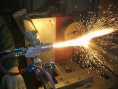 Наплавка металла газопламенная