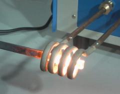 Наплавка металла индукционная