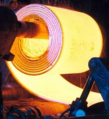 Processing of metal under pressure