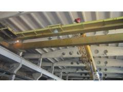 Dismantling and rigging of any metal structures