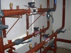 Реконструкция систем теплоснабжения