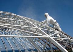 Fire protection of metal structures