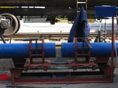 Монтаж технологического трубопровода