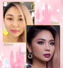 Вечерний макияж с выездом
