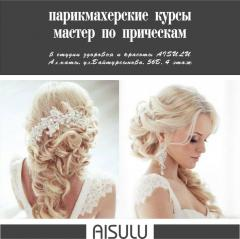 Courses of hairdresses