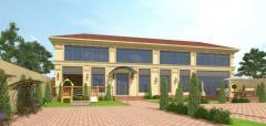 Архитектурно-строительное проектирование  коттеджей