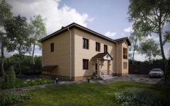 Архитектурно-строительное проектирование, проектирование инженерных систем жилых домов и коттеджей