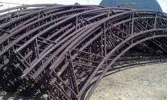 Изготовление различных металлоконструкций