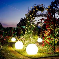 Landscape Lighting Designing