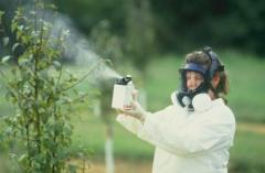 Chemical protection of plants