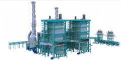 Development, design and production, modernization