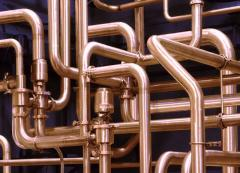 Services of rolling of pipes