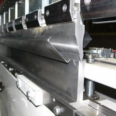 Bending of sheet