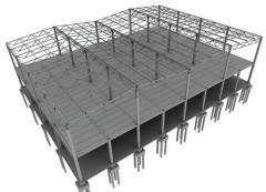 Проектирование конструкций железобетонных