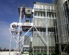 Строительство агрегатов зерноочистительных
