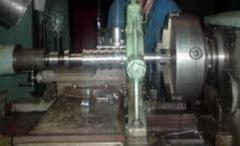 Primary treatment of metal-roll