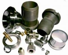 Production of metal products on customer's