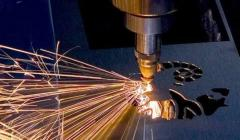 Cutting metal by mechanical means