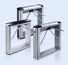 Installation and setup of metaldetectors and