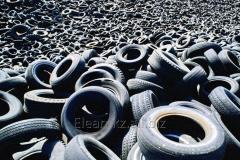 Утилизация автотранспортных шин