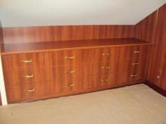 Design of cabinet furniture