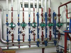 Электромонтаж конструкций внешних инженерных сетей