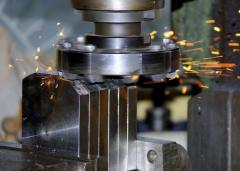 Turning and milling metal processing