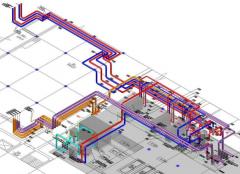 Комплексное проектирование инженерных сетей