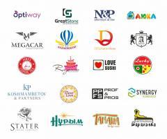 Создание логотипа, фирменного стиля