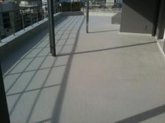 Waterproofing of terraces