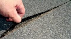 Elimination of roof leaks