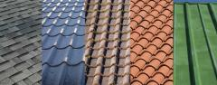 Helping in the selection of roofing materials