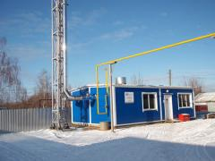 Модульная котельная мощностью до 500 кВт Услуги Аренда