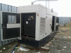 Дизельный генератор fogo fd 130